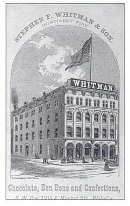 1860 Whitman's first newspaper advertisement