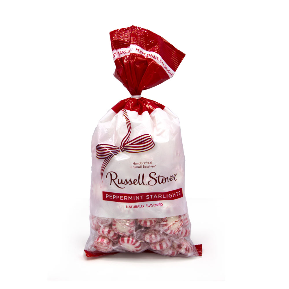 Image for Mint Starlight Kisses, 12 oz. Bag from Russell Stover