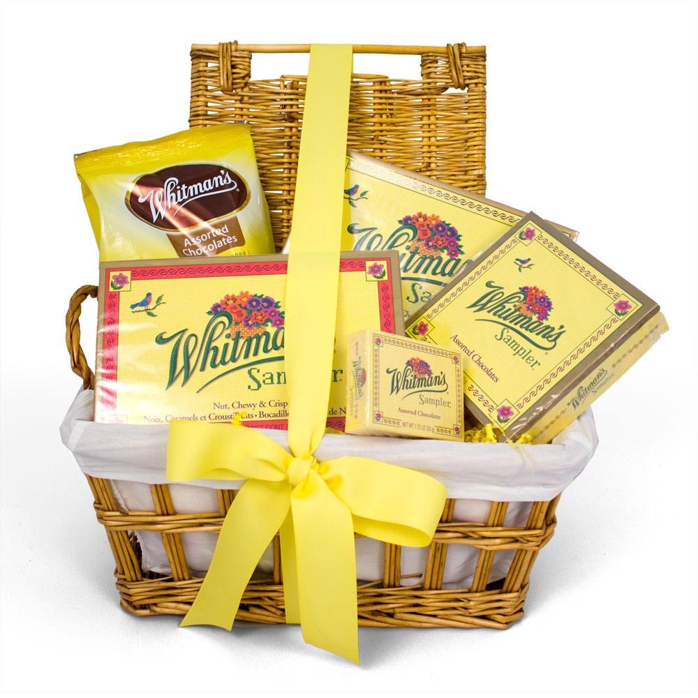 Image for Best Of Whitman's Gift Basket from RussellStover