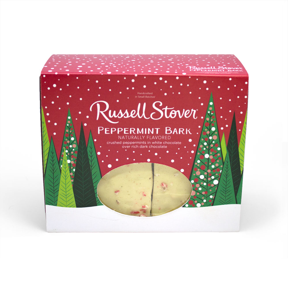 Image for Peppermint Bark, 1 lb. Box from Russell Stover