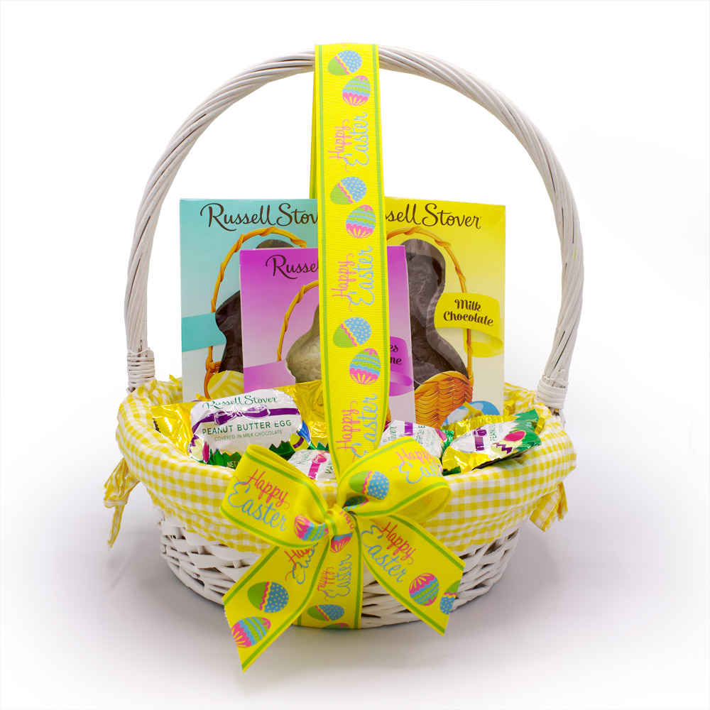 Image for Easter Gift Basket from Russell Stover
