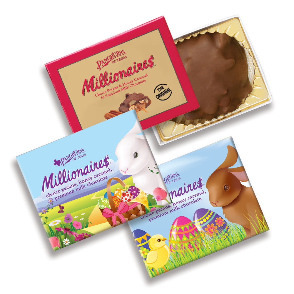 Image for Millionaires, 1.5 oz. Box from Russell Stover Chocolates