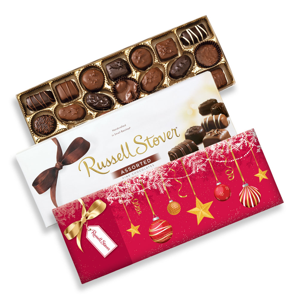 Image for Assorted Chocolates, 24 oz. Box from Russell Stover