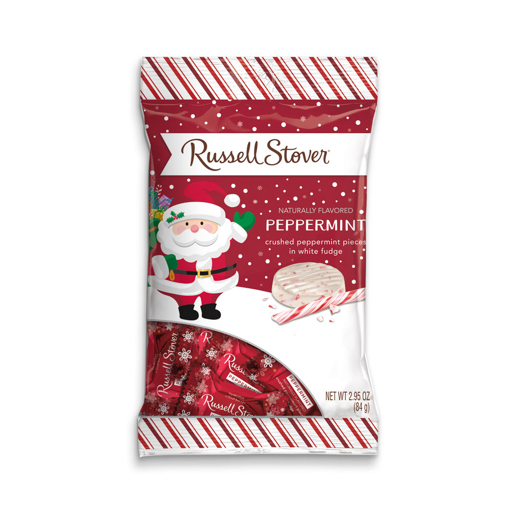 Image for Peppermint Disk, 2.95 oz. Bag from Russell Stover