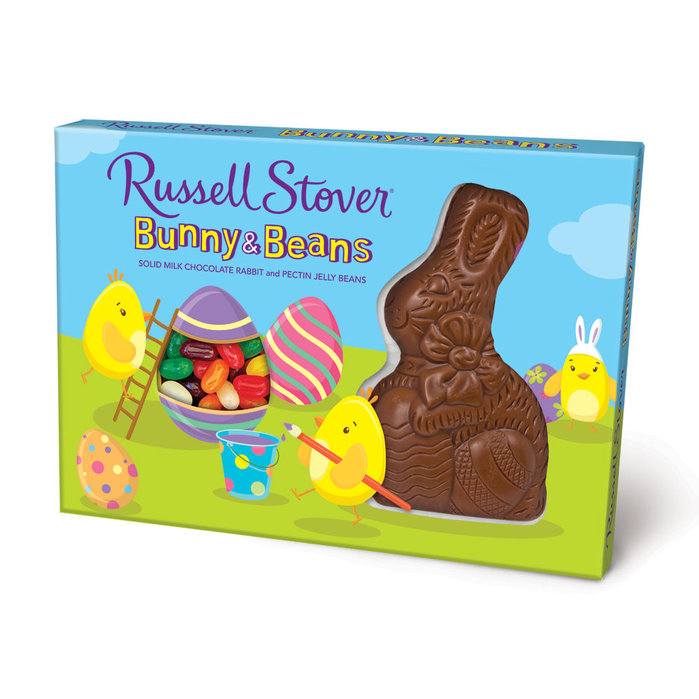 Image for Bunny and Beans, 4.5 oz. from Russell Stover Chocolates