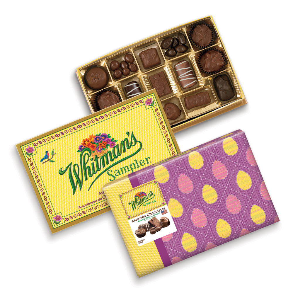 Image for Whitman's Sampler® Assorted Chocolates, 12 oz. Box from Russell Stover