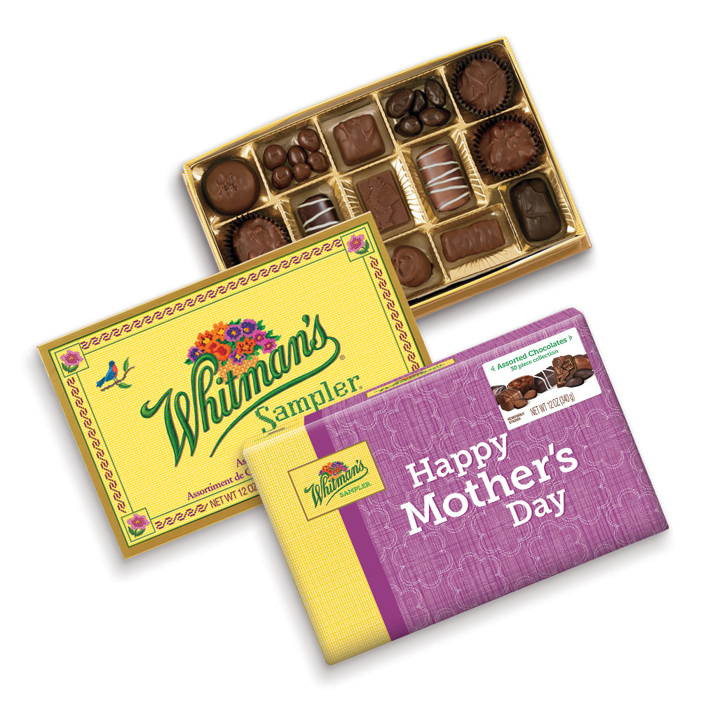 Image for Whitman's Sampler® Assorted Chocolates, 12 oz. Box from Russell Stover Chocolates