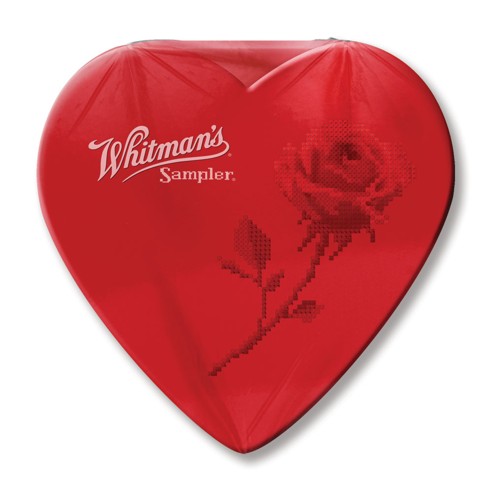 Image for Red Cello Sampler Heart, 1.6 oz.  50% OFF - Discount applied in cart from Russell Stover
