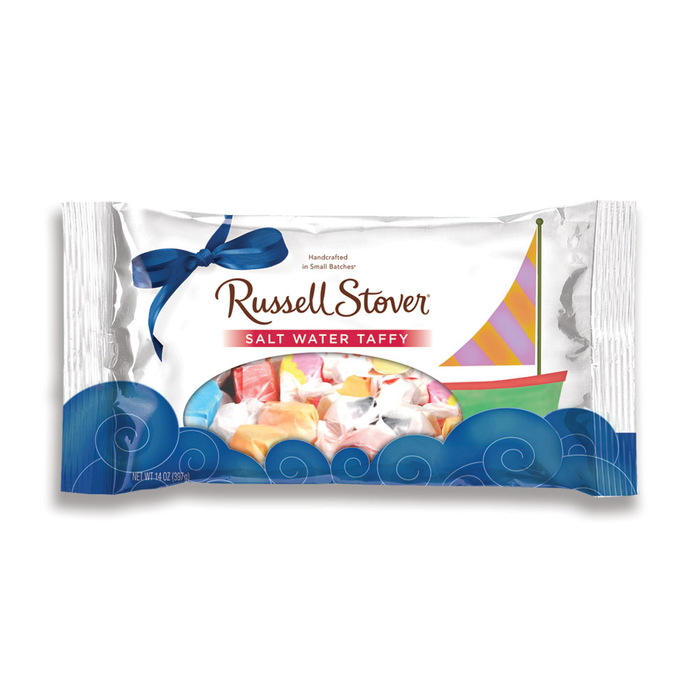 Image for Salt Water Taffy, 14 oz. Bag from Russell Stover