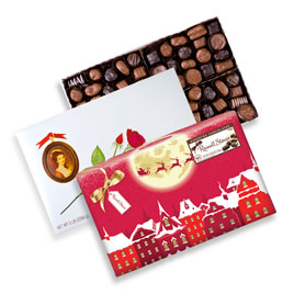 Assorted Chocolates, 5 lb. Box