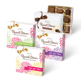 Assorted Chocolates, 5.5 oz. Box
