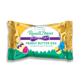 Milk Chocolate Peanut Butter Egg, 1 oz.