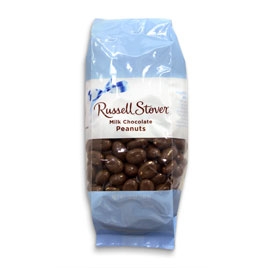 Milk Chocolate Peanuts, 12 oz. Bag