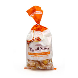Butterscotch Buttons, 12 oz. Bag