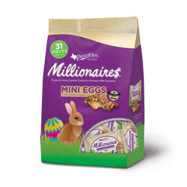 Millionaires Mini Egg Gusset Bag, 17.25 oz.