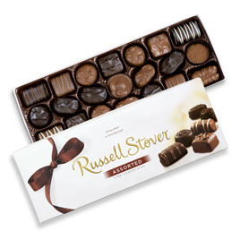 Assorted Chocolates, 12 oz. Box