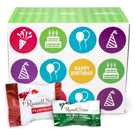 Happy Birthday Pick & Mix 1 lb. Box