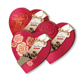 Romantic Roses Heart, 10 oz.- 50% OFF Discount Applied in Cart