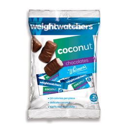 Weight Watchers® Coconut 3.25 oz. Bag