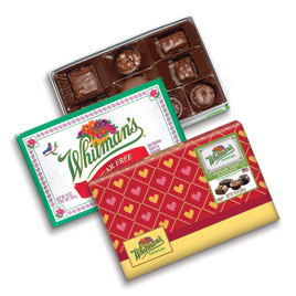 Whitman's Sampler® Sugar Free, 10 oz. Box