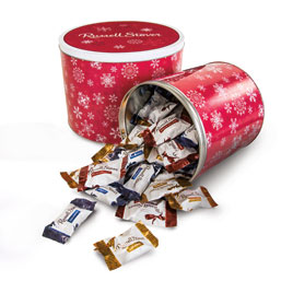 3 Flavor Holiday Assortment, 5 lb. Tin
