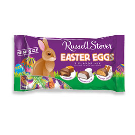 Assorted Mini Eggs Easter Laydown Bag, 9.35 oz.