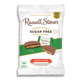 Sugar Free Peanut Butter Cups, 3 oz. Bag