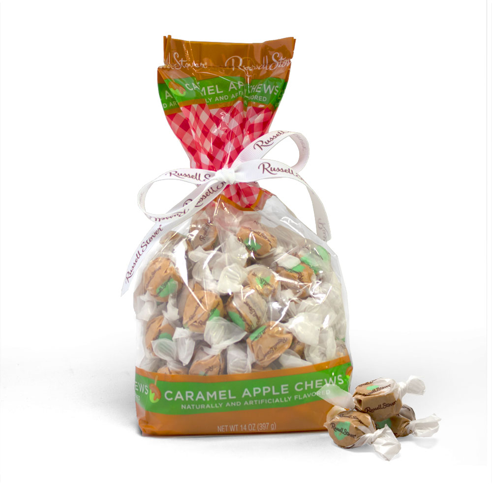 Russell Stover Chocolates coupon: Caramel Apple Taffy, 14 Oz. Bag   Candies   Chocolates   By Russell Stover