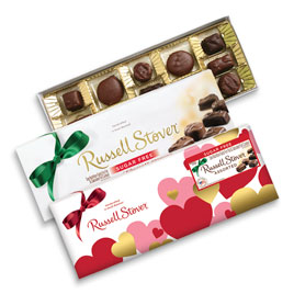Sugar Free Chocolate Candy Assortment, 8.25 oz. Box