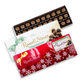 Russell Stover Dark Chocolate Mint Dream